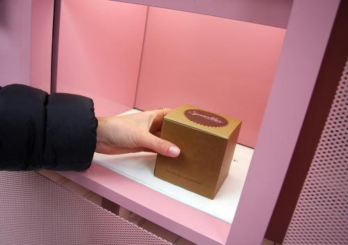 distributore cupcake