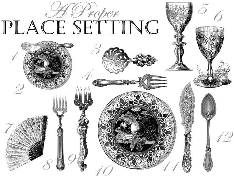 Galateo a tavola mini corso via skype per cavarsela in ogni situazione lili madeleine - Regole del galateo a tavola ...